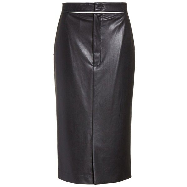 Women's Joseph Keller Feather Sky Skirt (930 RON) ❤ liked on Polyvore featuring skirts, black, 1980s skirts, midi pencil skirt, feather skirts, 80s skirts and midi skirt