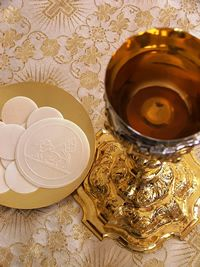 The Eucharist - The source and summit of our faith.