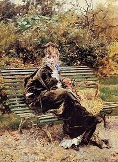 Giovanni Boldini (Ferrara, Italy; 31 December 1842 – Paris, France; 11 July 1931)