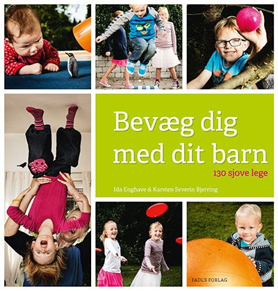 Book about being active with your chils