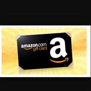 ~ $75.00 Amazon E-Card Fast Digital Delivery ~