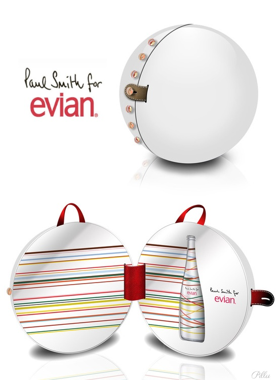 Evian  Paul Smith