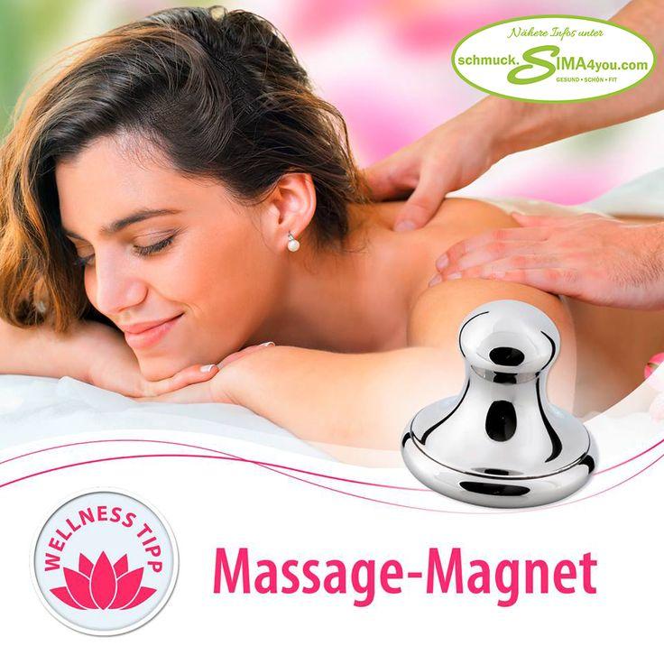 Lass dich mal wieder verwöhnen   Mit dem Massage-Magnet kommt das Wellness-Feeling direkt zu euch nach Hause. Total easy in der Anwendung sorgt er für unvergessliche und entspannende Momente ❤️✨  #magnetix #wellness #magnetixwellness #deinmoment #wochenende #entspannung #sima4you #wellness #massage #magnetkraft #relax