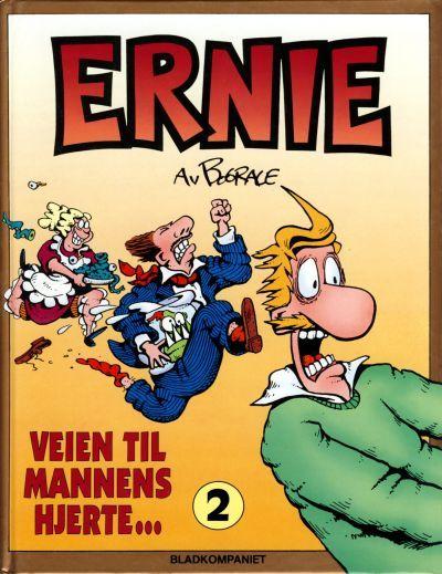 """""""Ernie 2. Veien til mannens hjerte"""" av Bud Grace"""