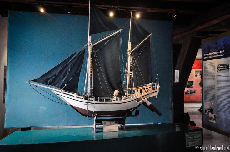 {Jakarta} Maritime Museum