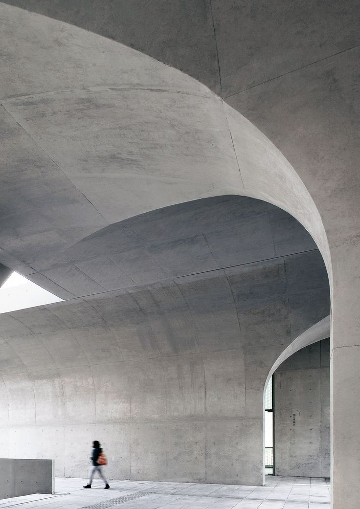 Long Museum Schanghai, Atelier Deshaus