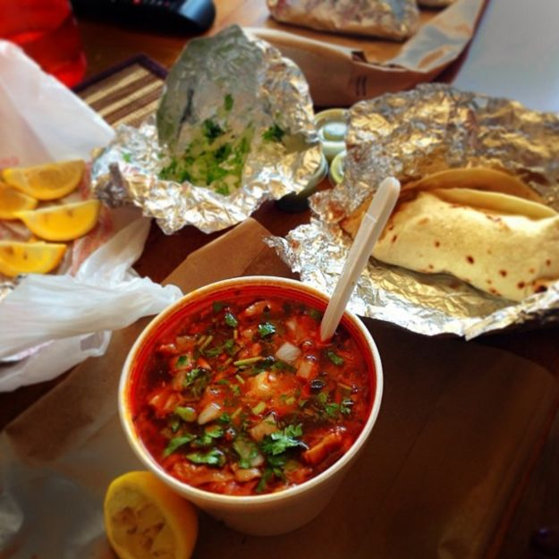 The tacos from Brothers Taco House   21 Delicious And Affordable Things You Need To Eat In Houston