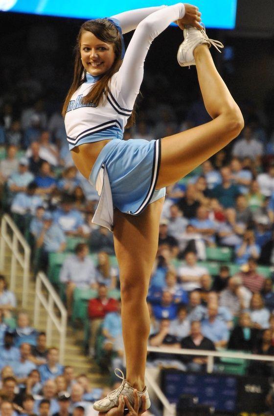 Image result for north carolina cheerleaders