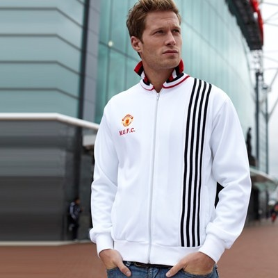 Man Utd Retro Jacket