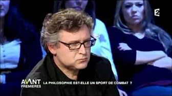 michel onfray clash - YouTube