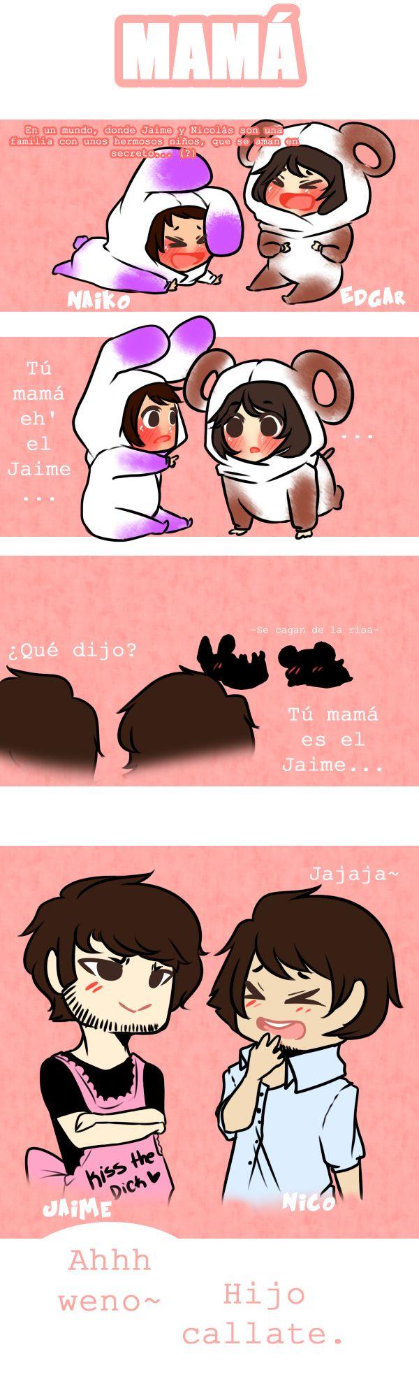Tu mamá es el Jaime - #Jainico #Ednaiko [Jaidefinichon GOTH] |  by Once-Upon-A-Cherry
