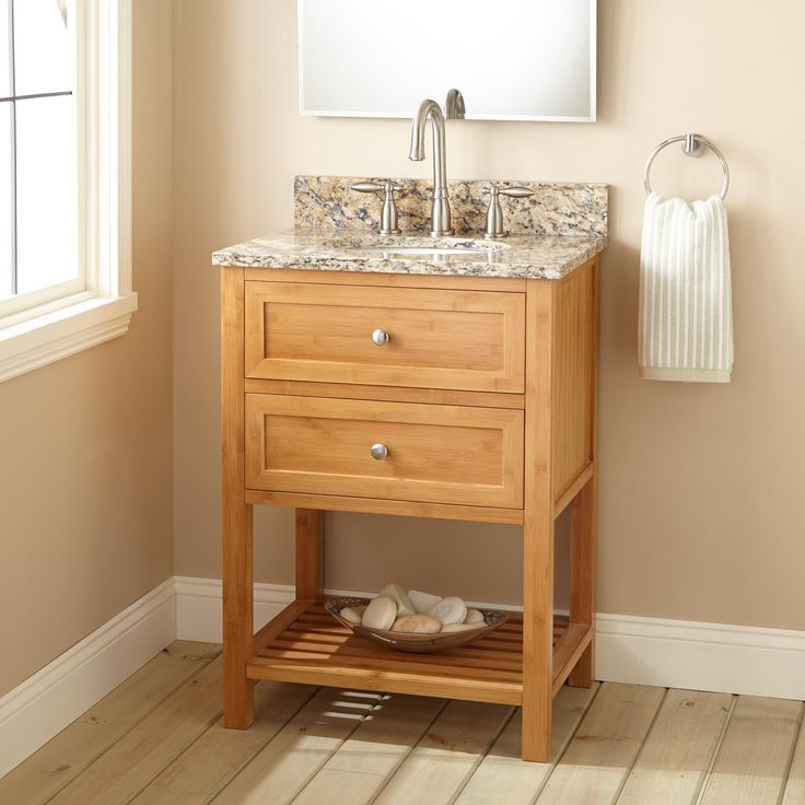 Best 25 Wooden Bathroom Vanity Ideas On Pinterest: Best 25+ Narrow Bathroom Vanities Ideas On Pinterest