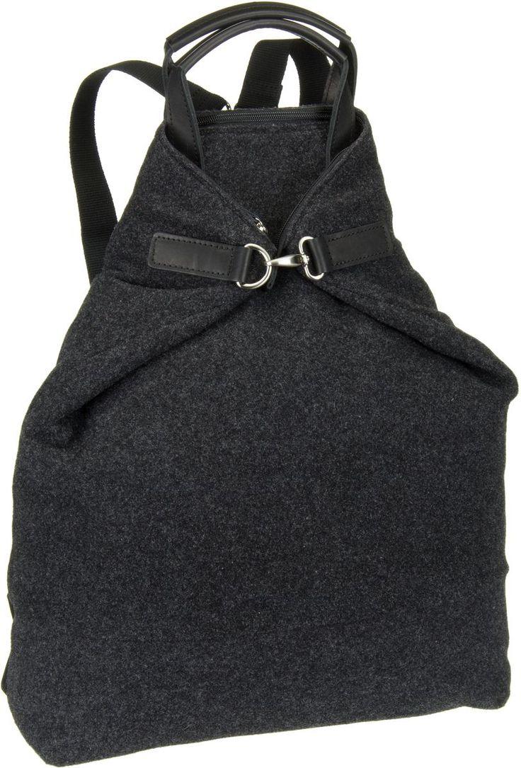 Taschenkaufhaus Jost Farum 1381 X-Change 3in1 Bag L Schwarz - Laptoprucksack: Category: Taschen & Koffer > Laptoprucksack > Jost…%#Taschen%