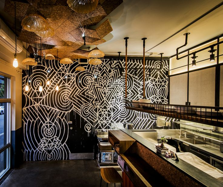 85 best interiors: restaurants images on pinterest | restaurant