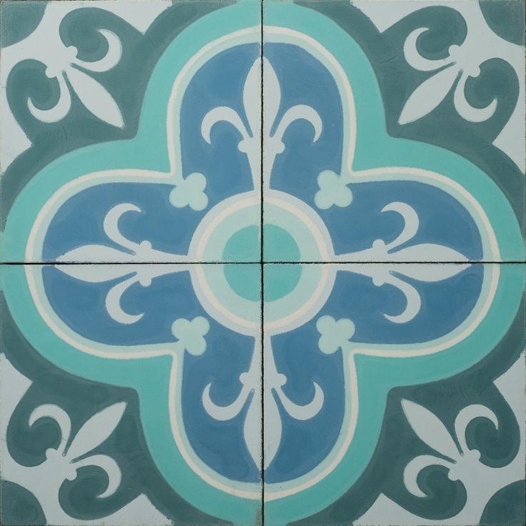 Purpura Tiles: NORMAN