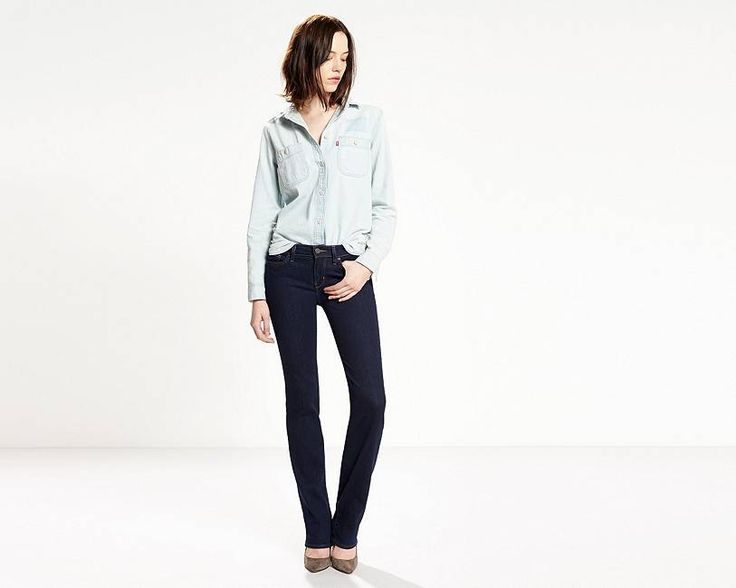 714 Straight Jeans | Lone Wolf |Levi's® Great Britain (UK)