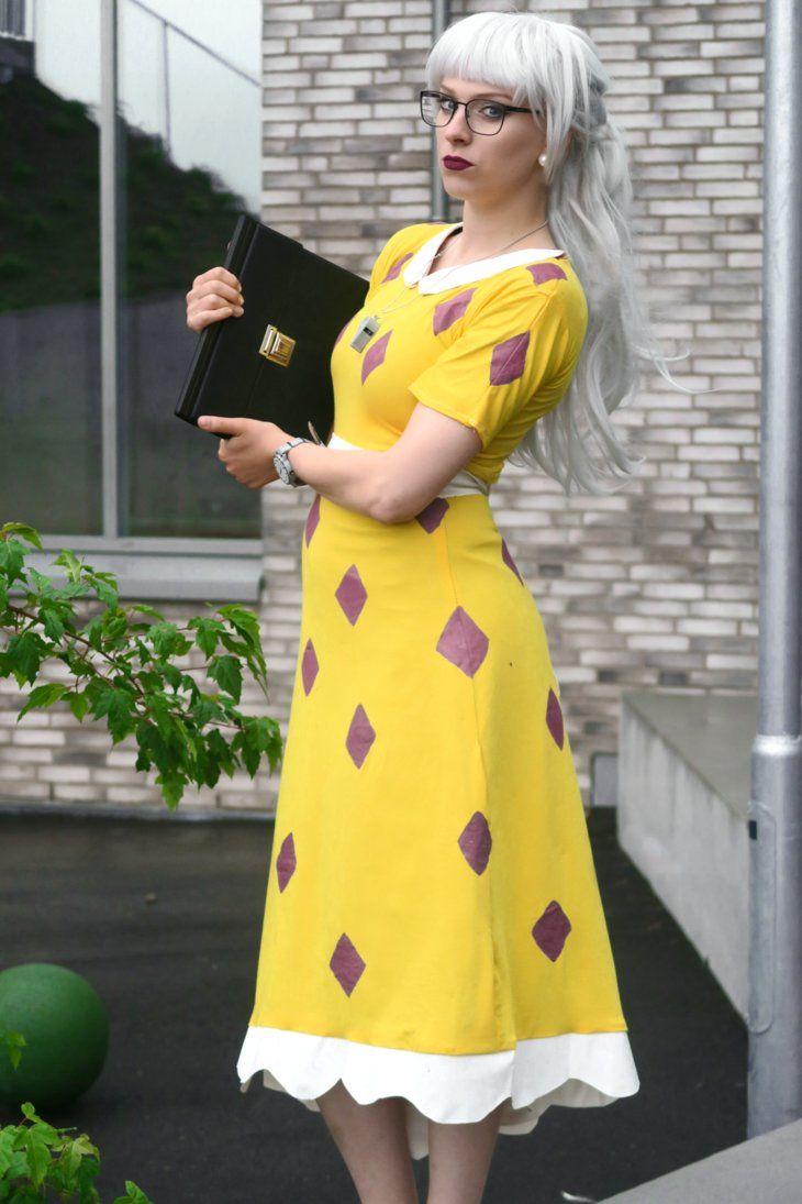 Young miss finster from disney series Recess. Cosplay by Callmekira!