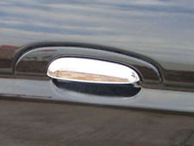 S-TYPE 2000-2008 JAGUAR (4 piece Door Handle Cover *Stainless Steel Trim) DH20098
