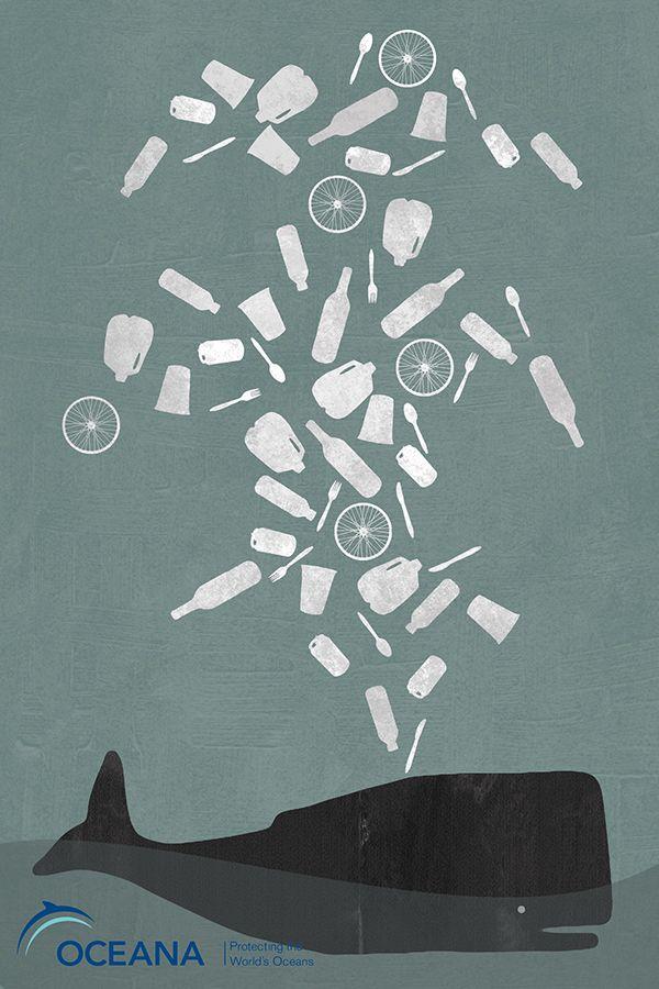 Ocean Pollution Poster