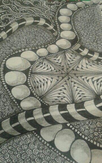 Different pic, same tangle Lisa Long