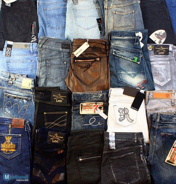 Damen Jeans Marken Grosshandel