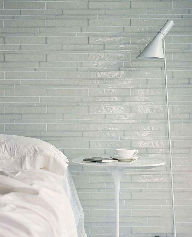 Mosaico Vetro Neutra  #totalwhite #white
