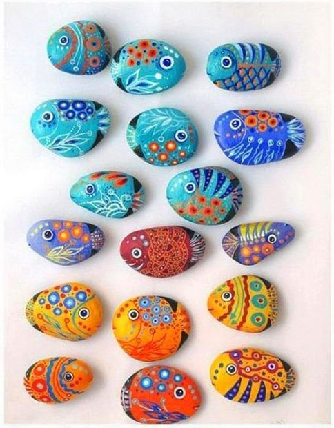 Painted Rocks: tips and inspiration