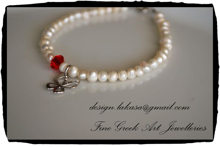 Butterfly Bracelet with Pearls and Swarovski Crystal Silver 925 White Gold-plated Jewelry Price: 27 euros Order code: 01Bbutt FREE Shipping Worldwide for orders up to 40 euros Lakasa e-shop Jewelry Fine Greek Art e-mail: design.lakasa@gmail.com https://lakasaeshop.wordpress.com/ also http://designlakasa.wix.com/gr Follow us on facebook https://el-gr.facebook.com/Design.lakasa https://gr.pinterest.com/designlakasa/ #bracelet #jewelry #silver #butterfly #swarovski #pearl #woman #moda #gift