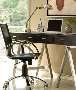 From Ethanallen.com · Modern Desk, Home Office