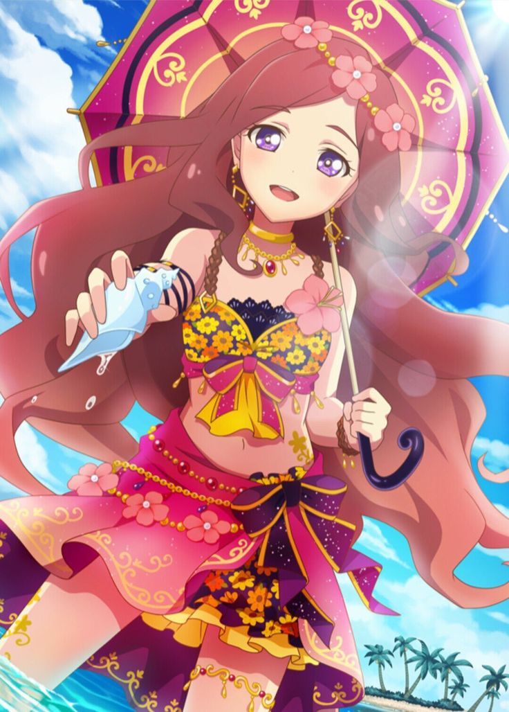Aikatsu STARS [Wings of STARS]! Yozora フォトカツ, イラスト 女の子