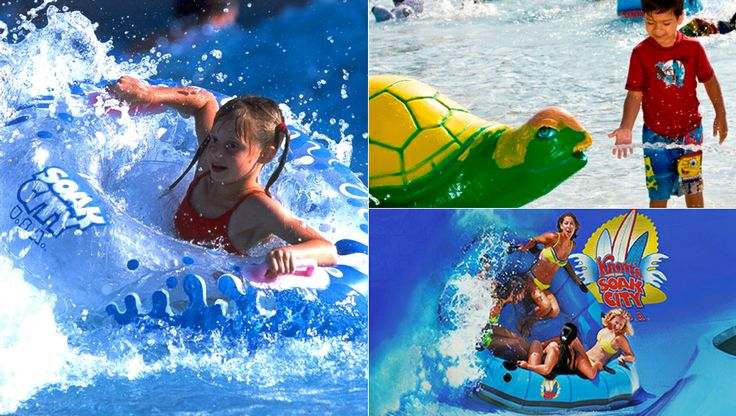 Discount tickets to Knott's Soak City
