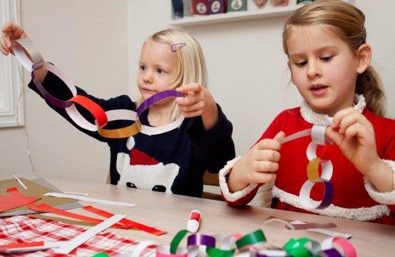barn lager julepynt