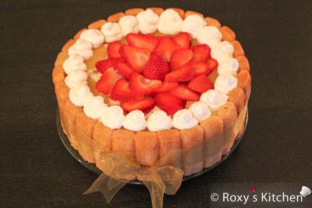 The Fruit Cake Lady