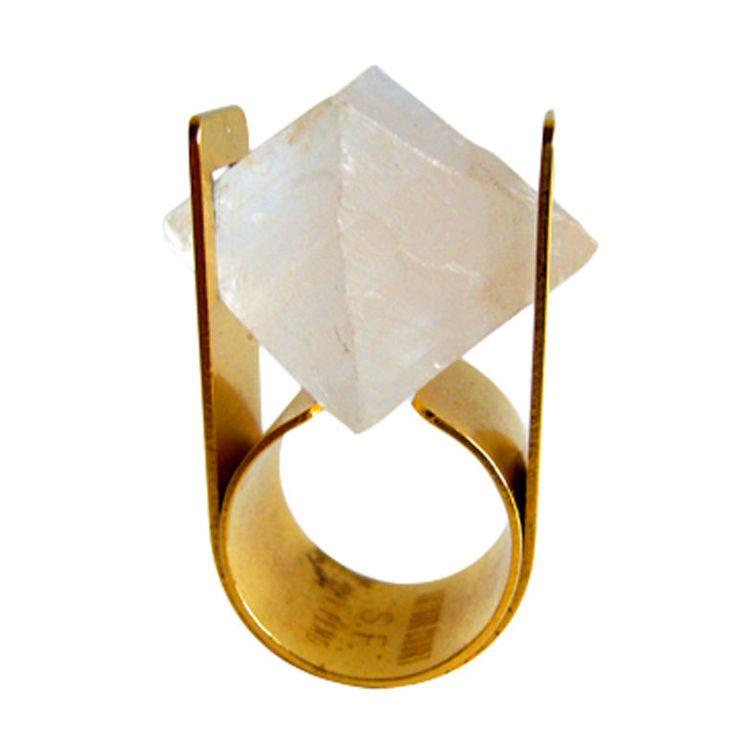 Arthur Court - Quartz Ring