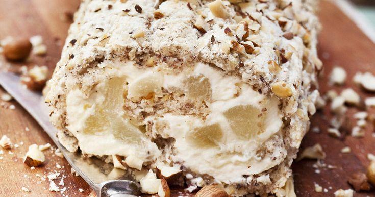 Budapestrulle med nötter och äpple – recept