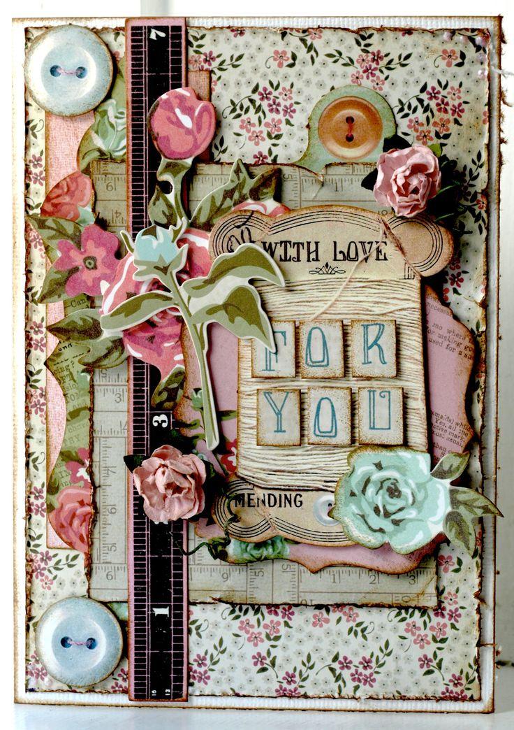 With Love For You *New Kaisercraft* - Scrapbook.com