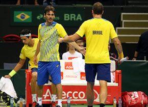 Blog Esportivo do Suíço:  Brasil espera por Equador ou Peru no Zonal Americano da Copa Davis