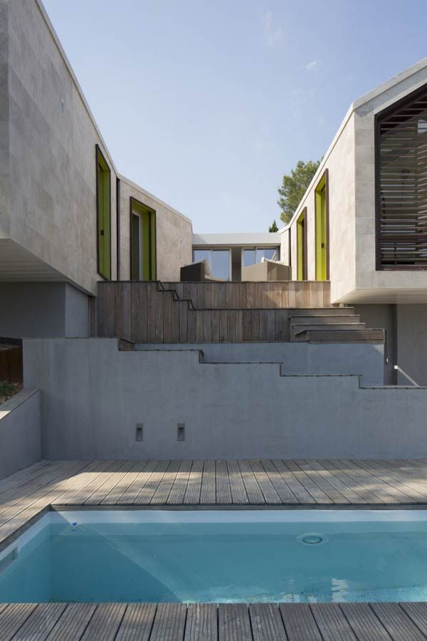 Architecture Project by N+B Architectes