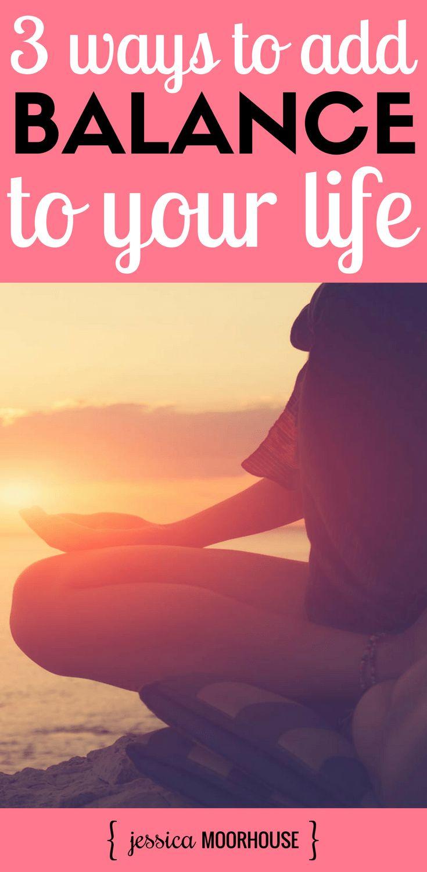 Add balance to your life | Balance | Mindfulness | Balance in life | Lifestyle design | Detox |Meditation #balance #mindfulness