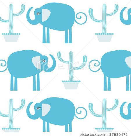 Abstract animals nature funny background ,vector