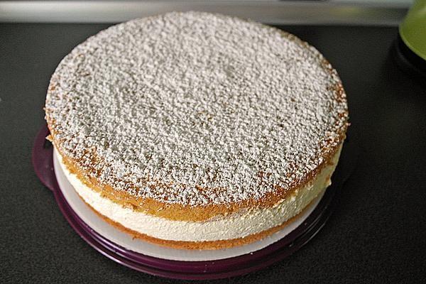 Ulis worlds best creamy cheese cream cake   – Backen&Torten