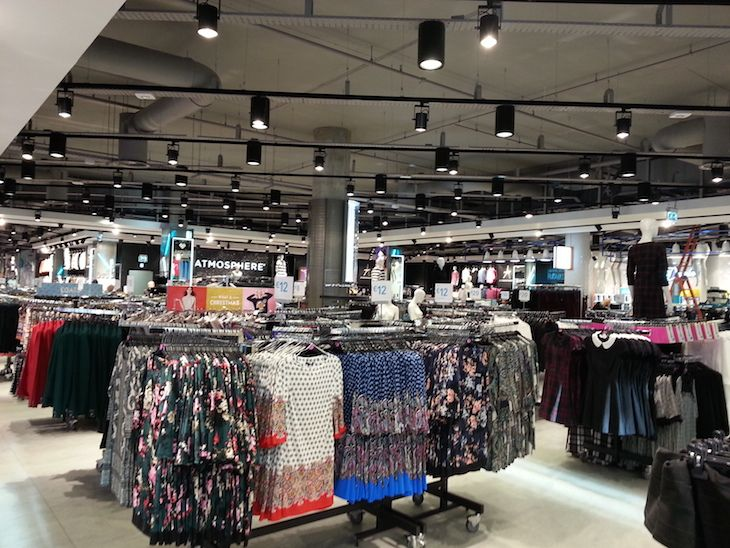 primark store layout 2018-8-20  welcome to your brand new 5 floor of fashion primark the store design and layout builds on primark's latest contemporary shop fit concept the store features up-to-the-minute trends in women's, men's and children's fashion including footwear, accessories as well as lingerie and homeware.