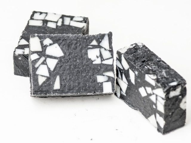 Handmade Soap♥Activated Charcoal♥All Natural♥Made in Aus♥Sensitive skin care