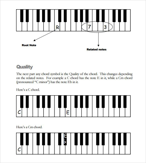 Best Piano Images On   Piano Pianos And Piano Chord