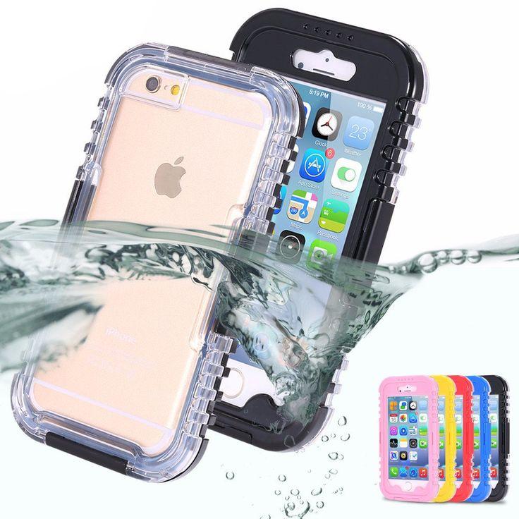 Case pour Iphone résistant à l'eau