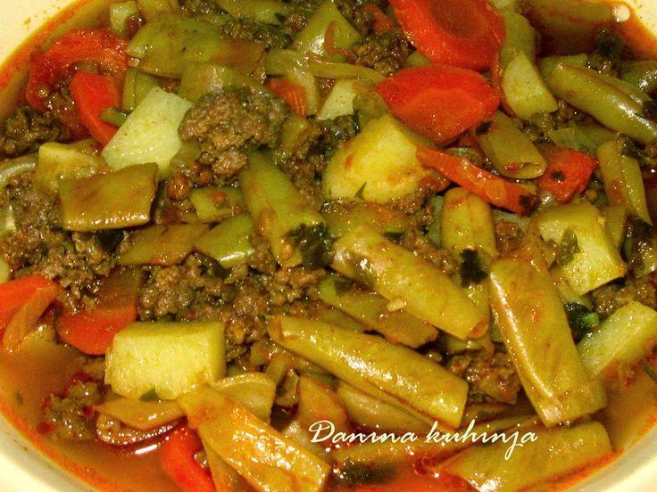 Danina kuhinja: Boranija sa mlevenim mesom iz ekspres lonca