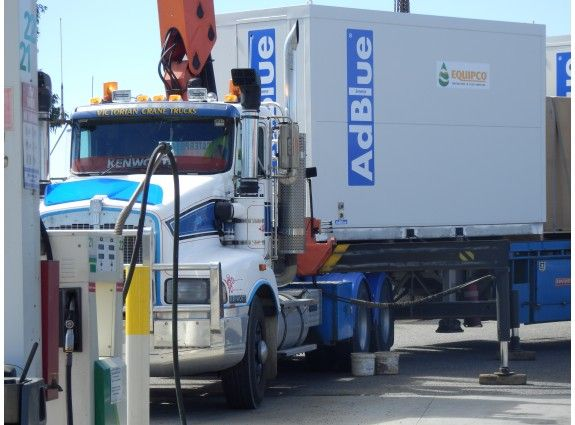 Adblue forecourt station:10000 litre