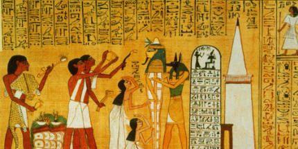 Antico Egitto dettati ortografici e letture