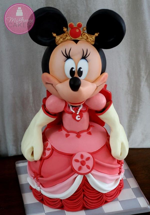 Cake Decorating Ideas Minnie Mouse : 25+ best ideas about Minnie mouse cake decorations on Pinterest Mini mouse cake, Minnie mouse ...