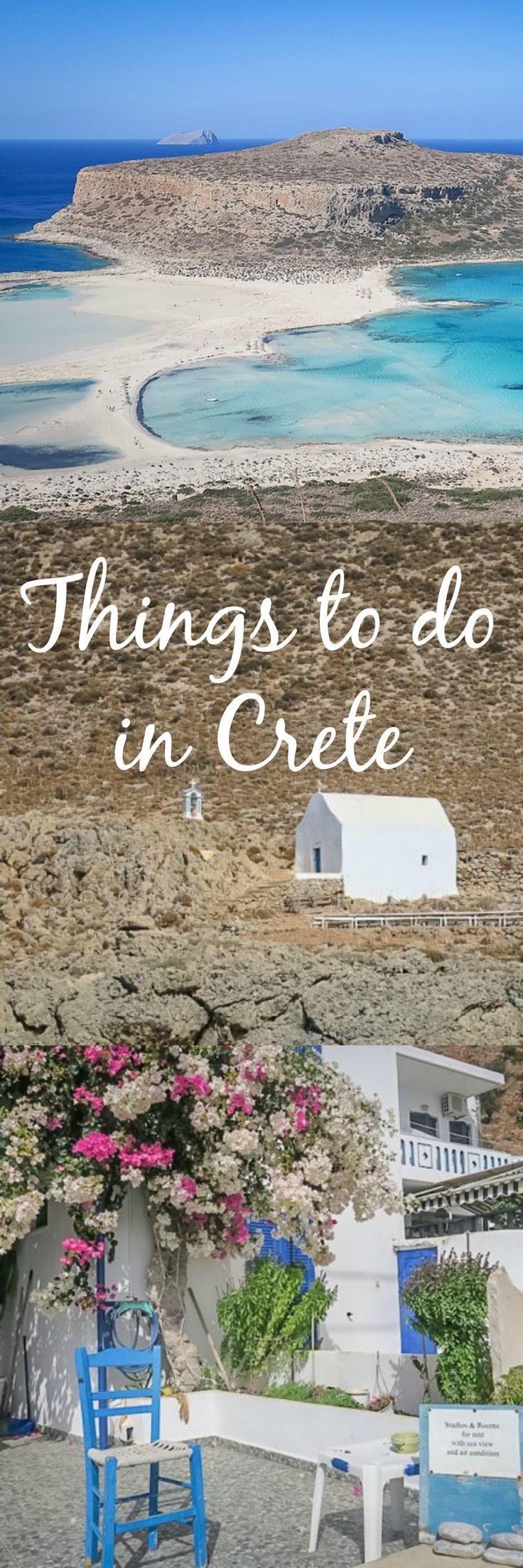 Chania Kreta: Traumstrände und kulinarischer Genuss in Griechenland
